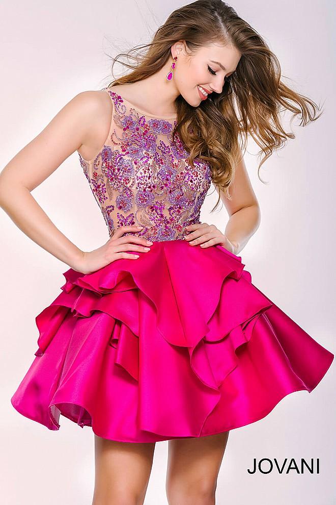 Maturitní šaty Jovani 41861