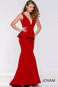 Plesové šaty Jovani 41952