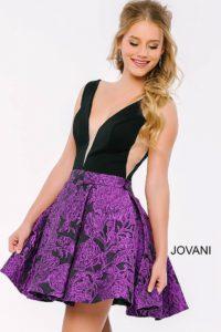 Koktejlové  šaty  skladem Jovani 42788