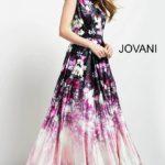 Plesové šaty Jovani 42798 foto 3