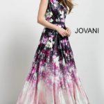 Plesové šaty Jovani 42798 foto 4