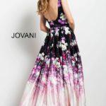 Plesové šaty Jovani 42798 foto 2