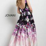 Plesové šaty Jovani 42798 foto 5