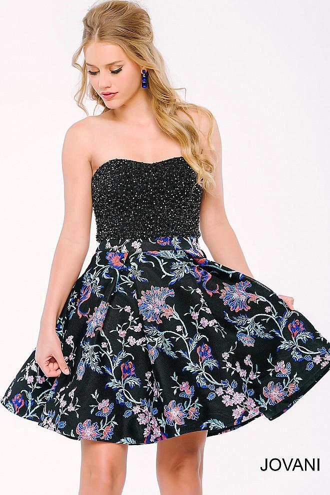 Maturitní šaty Jovani 42809