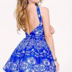 Maturitní šaty Jovani 41177 foto 2