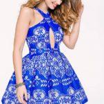 Maturitní šaty Jovani 41177 foto 1