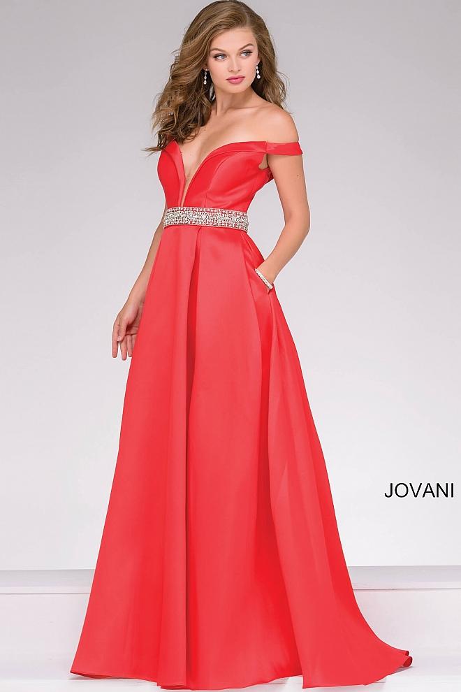 Plesové šaty Jovani 45135