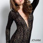 Plesové šaty Jovani 45150 foto 5