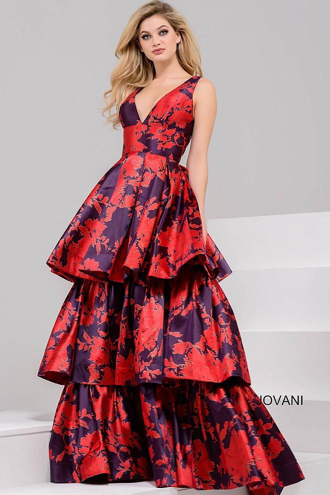 Plesové šaty Jovani 45167