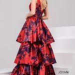 Plesové šaty Jovani 45167 foto 4