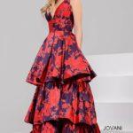 Plesové šaty Jovani 45167 foto 3
