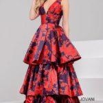 Plesové šaty Jovani 45167 foto 2