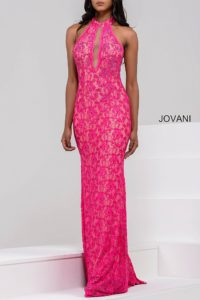 Plesové  šaty  skladem Jovani 45169