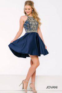 Koktejlové šaty Jovani 45320