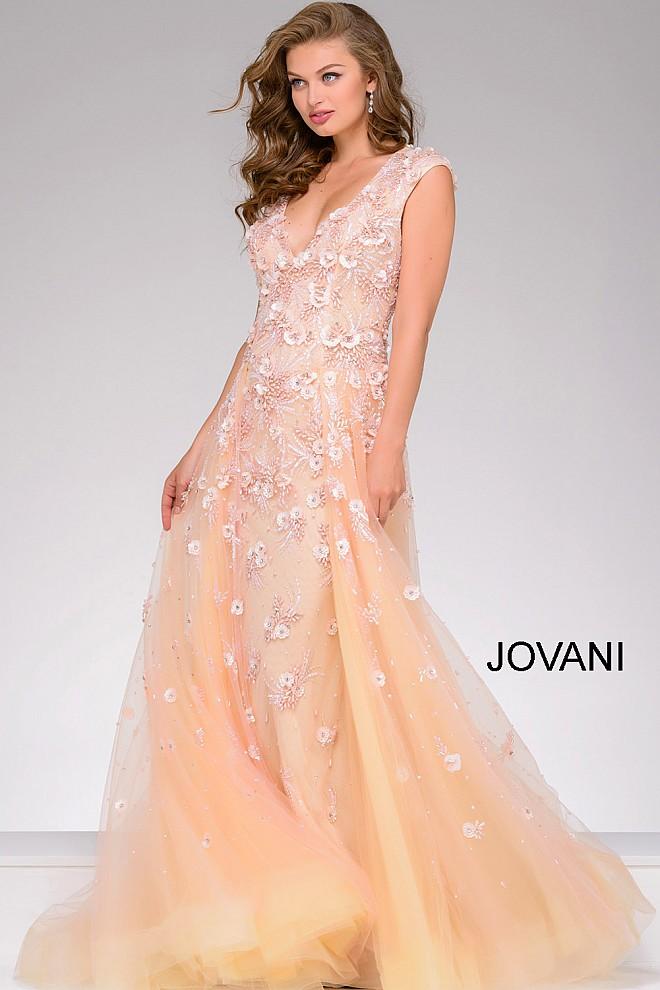 Luxusní šaty Jovani 45825