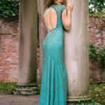 Luxusní šaty Jovani 46244 foto 1