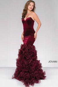 Plesové šaty Jovani 46609