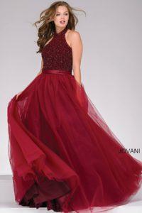 Plesové šaty Jovani 47001