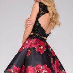Maturitní šaty Jovani 47320 foto 2
