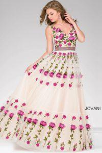 Plesové šaty Jovani 47743