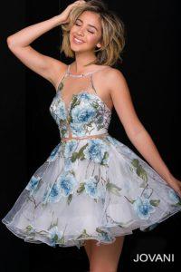 Maturitní šaty Jovani 47932