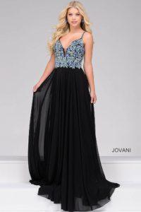 Plesové šaty Jovani 48128