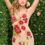 Luxusní šaty Jovani 48315 foto 3