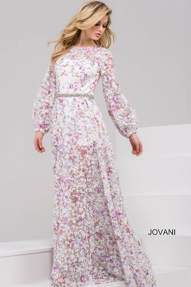 Plesové šaty Jovani 48387