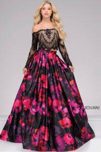 Plesové šaty Jovani 48690