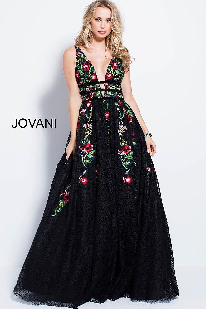 Plesové šaty Jovani 48891