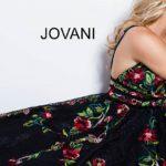 Plesové šaty Jovani 48891 foto 2