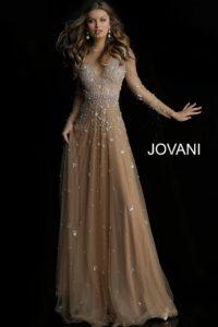 Plesové šaty Jovani 48928