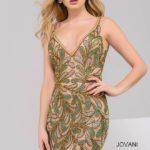 Plesové šaty Jovani 48955 foto 2