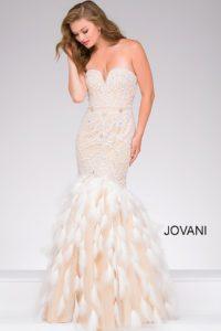 Plesové šaty Jovani 49125