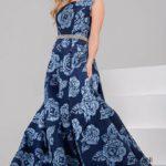 Plesové šaty Jovani 49217 foto 2