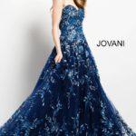 Večerní šaty Jovani 49315 foto 4