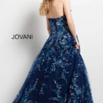 Večerní šaty Jovani 49315 foto 3