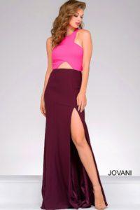 Plesové šaty Jovani 49496