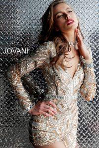 Koktejlové šaty Jovani 49997