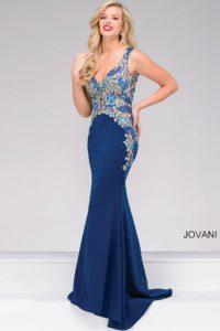 Plesové šaty Jovani 50250