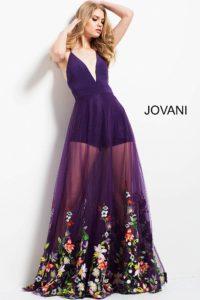 Plesové šaty Jovani 50312