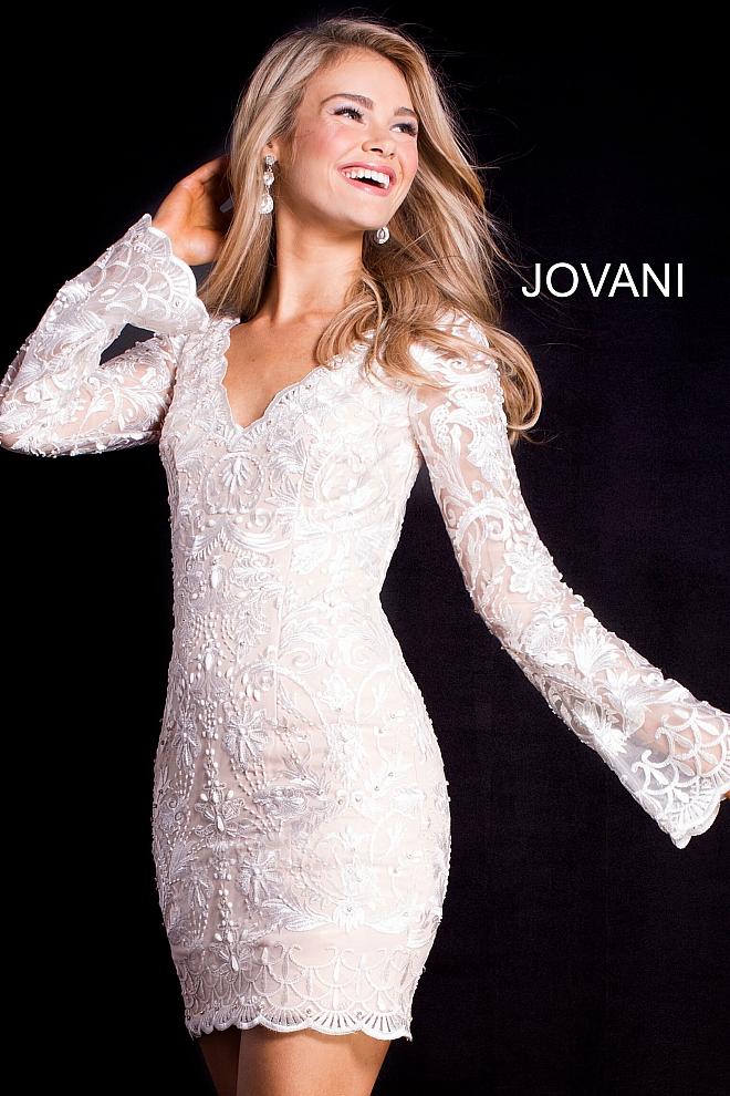 Koktejlové šaty Jovani 50420
