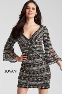 Koktejlové šaty Jovani 50645