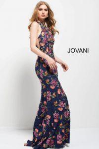 Plesové šaty Jovani 50655