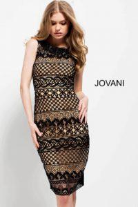 Koktejlové šaty Jovani 50732