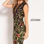 Koktejlové šaty Jovani 50735 foto 3