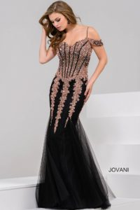 Plesové šaty Jovani 51115