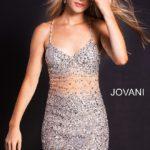 Koktejlové šaty Jovani 51198 foto 3