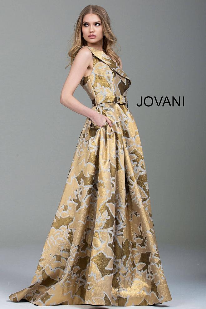 Plesové šaty Jovani 51244
