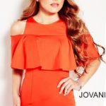 Koktejlové šaty Jovani 51308 foto 2